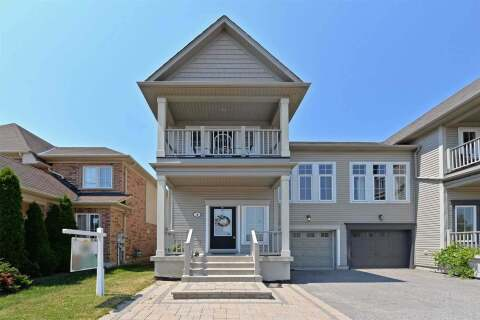 Townhouse for sale at 4 Carpendale Cres Ajax Ontario - MLS: E4813725
