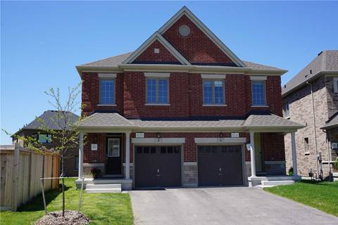 Townhouse for sale at 4 Carratuck St East Gwillimbury Ontario - MLS: N4477285