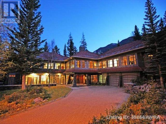 House for sale at 4 Cascade Ct Banff Alberta - MLS: 45444