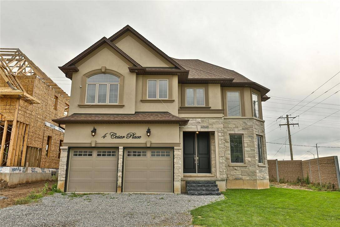 House for sale at 4 Cesar Pl Ancaster Ontario - MLS: H4070488