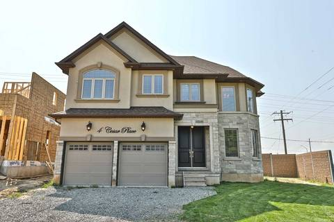 House for sale at 4 Cesar Pl Hamilton Ontario - MLS: X4669032
