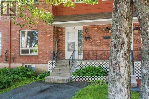 Townhouse for sale at 4 Chadwick Pl Halifax Nova Scotia - MLS: 201914196