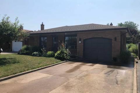 House for sale at 4 Charleen Circ St. Catharines Ontario - MLS: X4576244