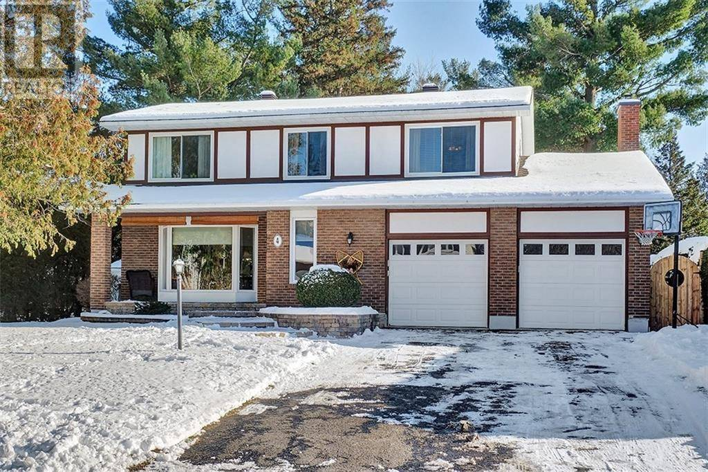 House for sale at 4 Chelmsford Cres Ottawa Ontario - MLS: 1175241