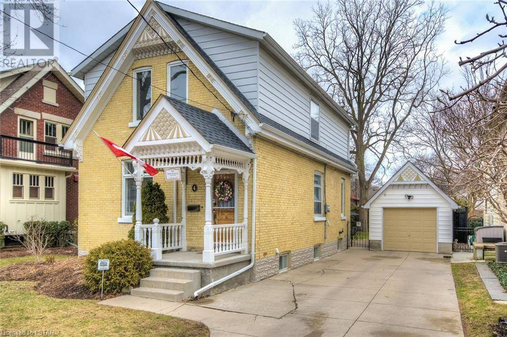 House for sale at 4 Christie St London Ontario - MLS: 251640
