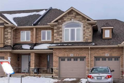 Townhouse for sale at 4 Cittadella Blvd Hamilton Ontario - MLS: X4692156