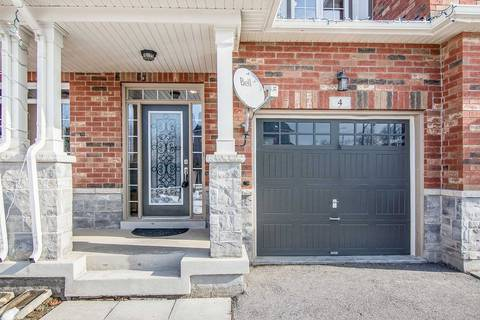 Townhouse for sale at 4 Cole St Hamilton Ontario - MLS: X4693943