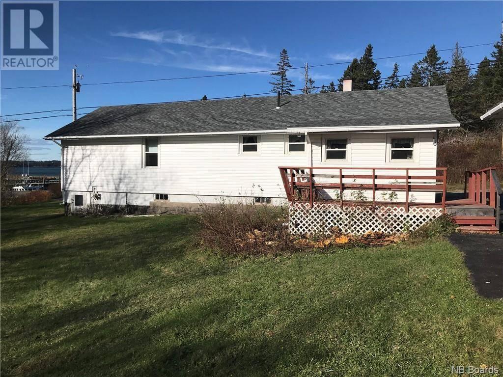 House for sale at 4 Coreys Ln Welshpool New Brunswick - MLS: NB015628