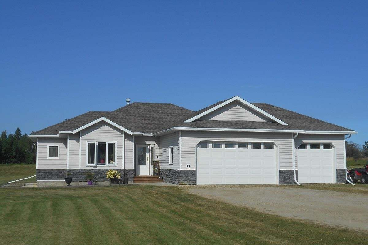 House for sale at 4 Country Club Estates Rural Brazeau County Alberta - MLS: E4212578