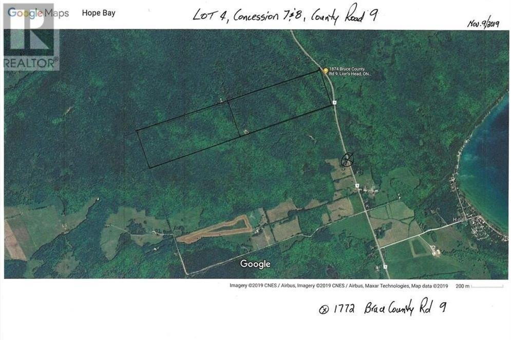 Home for sale at 4 County Road 9  Lion's Head Ontario - MLS: 232168
