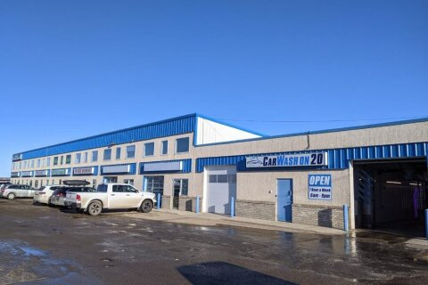 Commercial property for sale at 4 Cuendet Industrial Wy Sylvan Lake Alberta - MLS: A1053286