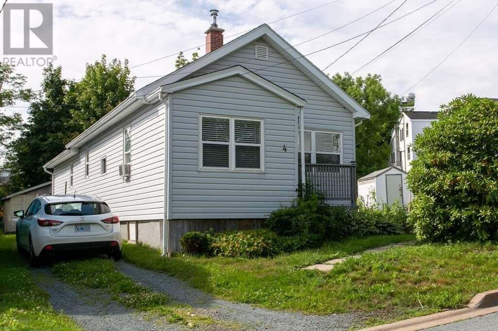 House for sale at 4 Cuisack St Dartmouth Nova Scotia - MLS: 202012973