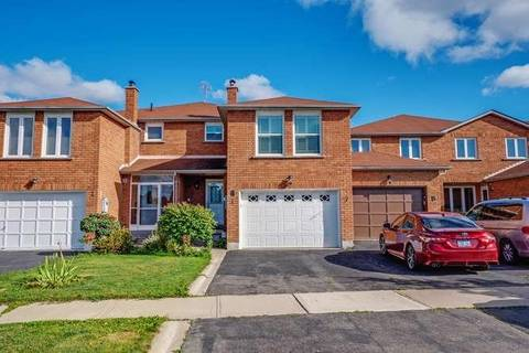 Townhouse for rent at 4 Cutters Cres Brampton Ontario - MLS: W4723560
