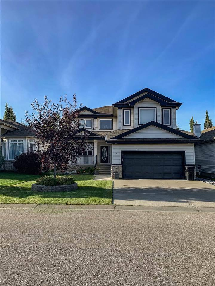 House for sale at 4 Danfield Pl Spruce Grove Alberta - MLS: E4183371