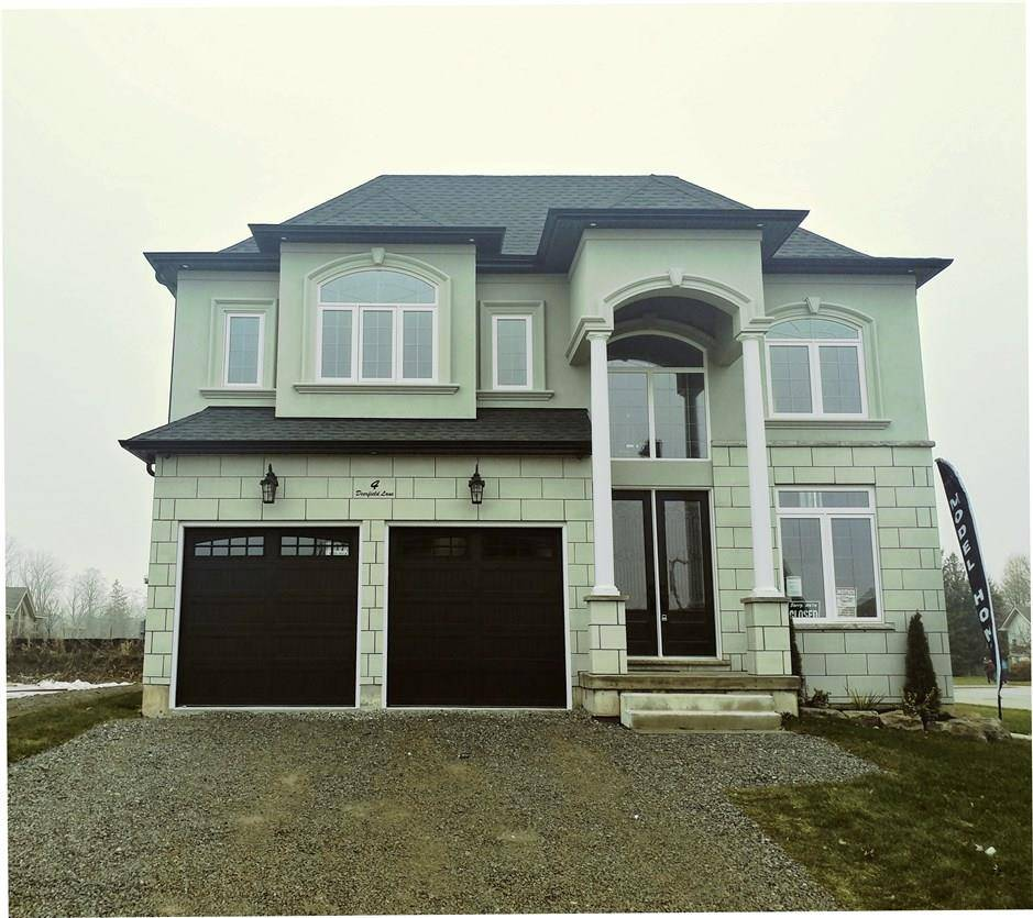 House for sale at 4 Deerfield Ln Ancaster Ontario - MLS: H4049578