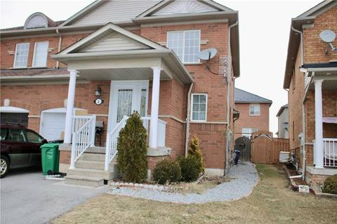 Townhouse for sale at 4 Dells Cres Brampton Ontario - MLS: W4392361