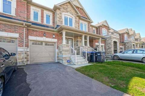 Townhouse for sale at 4 Desire Cove Dr Brampton Ontario - MLS: W4862373