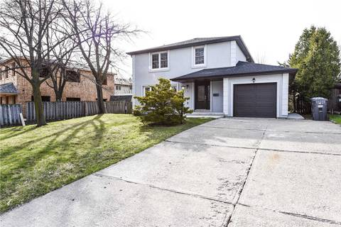 House for sale at 4 Dombey Pl Brampton Ontario - MLS: W4452308