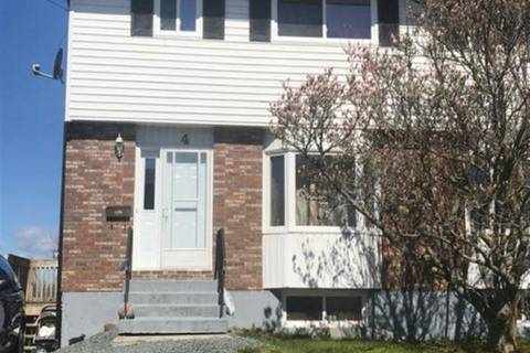 House for sale at 4 Dominion Ct Dartmouth Nova Scotia - MLS: 201907409