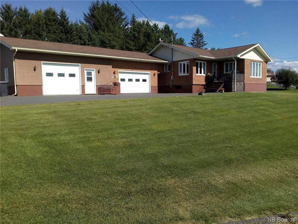 House for sale at 4 Dugal St Grand Sault/grand Falls New Brunswick - MLS: NB039401