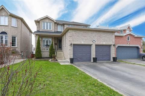 House for sale at 4 Dunnett Dr Barrie Ontario - MLS: S4462641