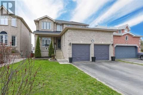 House for sale at 4 Dunnett Dr Barrie Ontario - MLS: S4612753