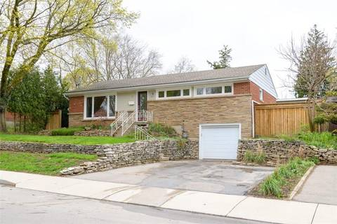 House for sale at 4 Dunning Ct Dundas Ontario - MLS: H4053306