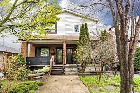 Townhouse for sale at 4 Durant Ave Toronto Ontario - MLS: E4766615