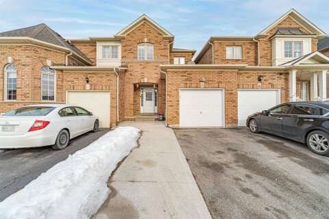 Townhouse for sale at 4 Earth Star Tr Brampton Ontario - MLS: W5085089