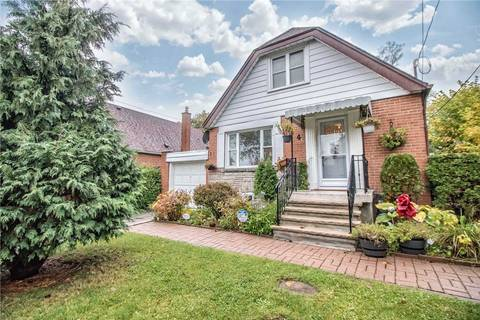 House for sale at 4 East Haven Dr Toronto Ontario - MLS: E4668794