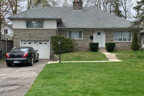 House for sale at 4 Edgevalley Dr Toronto Ontario - MLS: W4746603