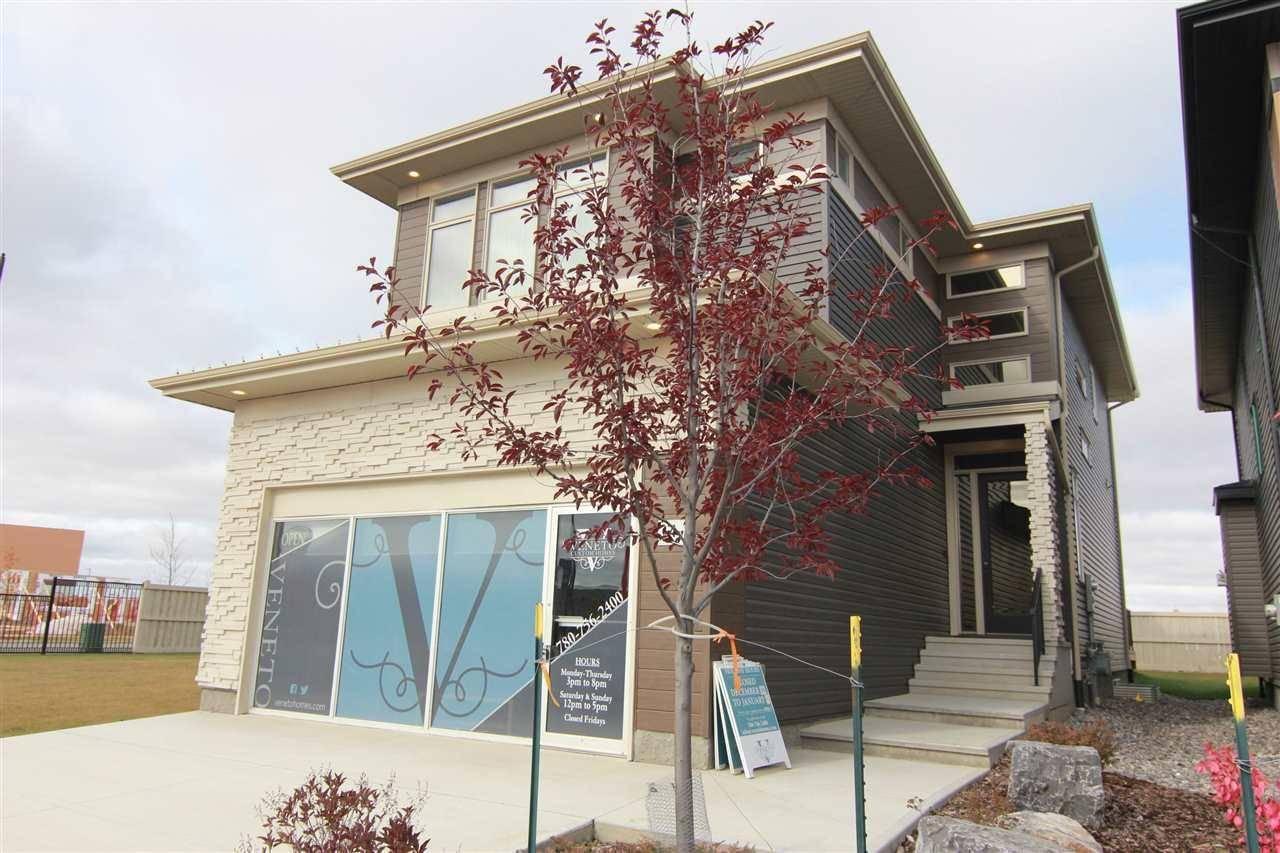 House for sale at 4 Edison Dr St. Albert Alberta - MLS: E4193932