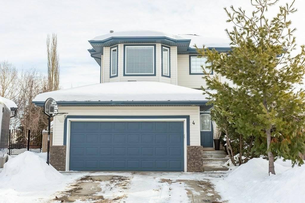 House for sale at 4 Ember Ct St. Albert Alberta - MLS: E4191215