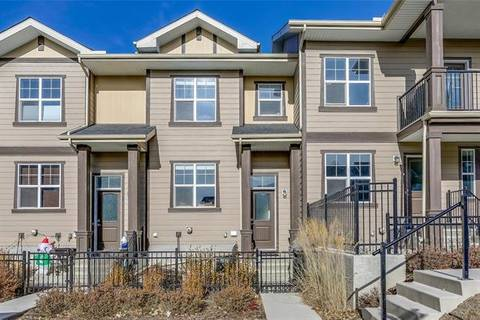 Townhouse for sale at 4 Evanscrest Garden(s) Northwest Calgary Alberta - MLS: C4274003
