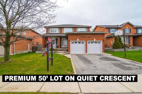 House for sale at 4 Falstaff Cres Whitby Ontario - MLS: E4435467