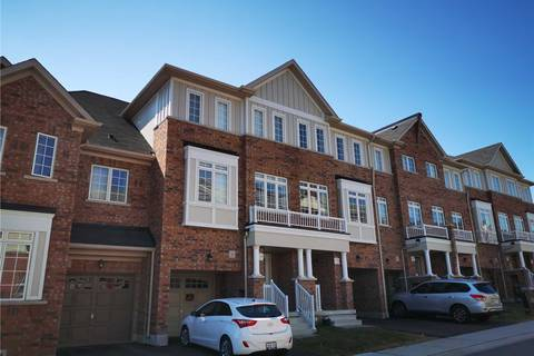 Townhouse for rent at 4 Fanny Grove Wy Markham Ontario - MLS: N4423777