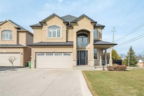 House for sale at 4 Felicia Ct Hamilton Ontario - MLS: X4716345