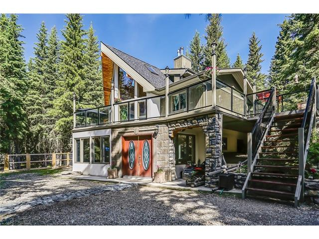 Sold: 4 Forestry Trail, Waiparous, AB