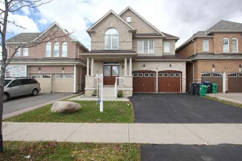 House for sale at 4 Fossil St Brampton Ontario - MLS: W4947820