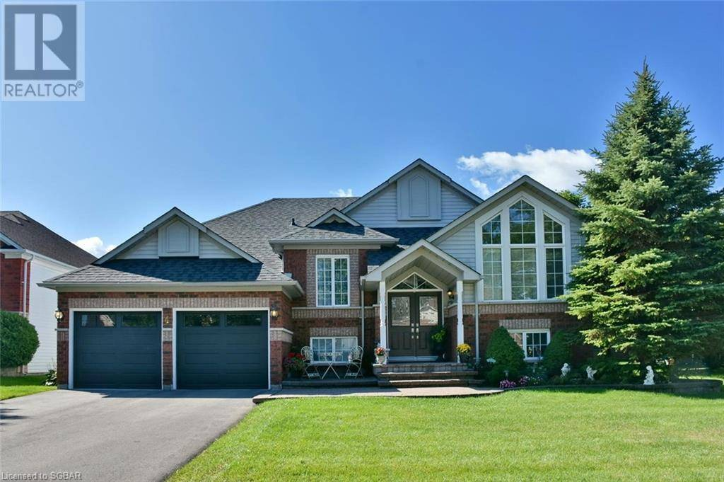 House for sale at 4 Foxwood Cres Wasaga Beach Ontario - MLS: 217598