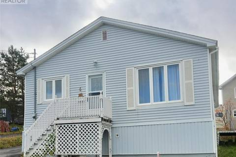 House for sale at 4 Frenchs Rd Corner Brook Newfoundland - MLS: 1187827