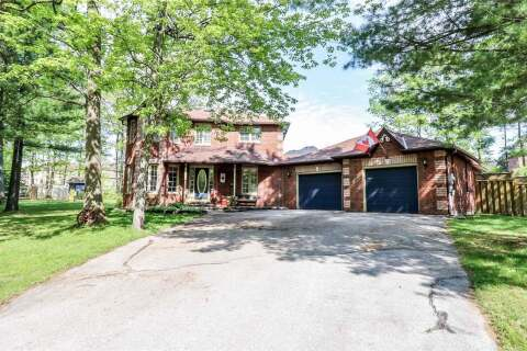 House for sale at 4 Friesen Pl Springwater Ontario - MLS: S4776687