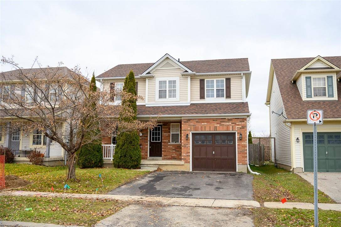 House for sale at 4 Gaydon Wy Brantford Ontario - MLS: H4068863