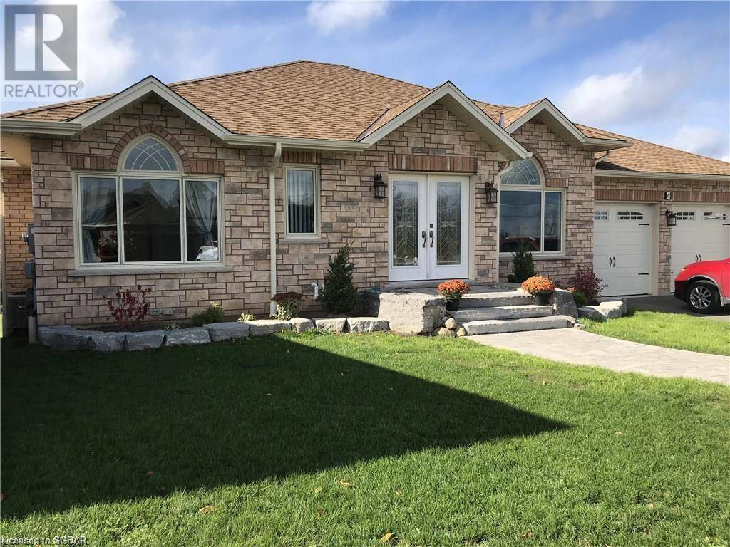 House for sale at 4 Glen Abbey Ct Meaford Ontario - MLS: 216440