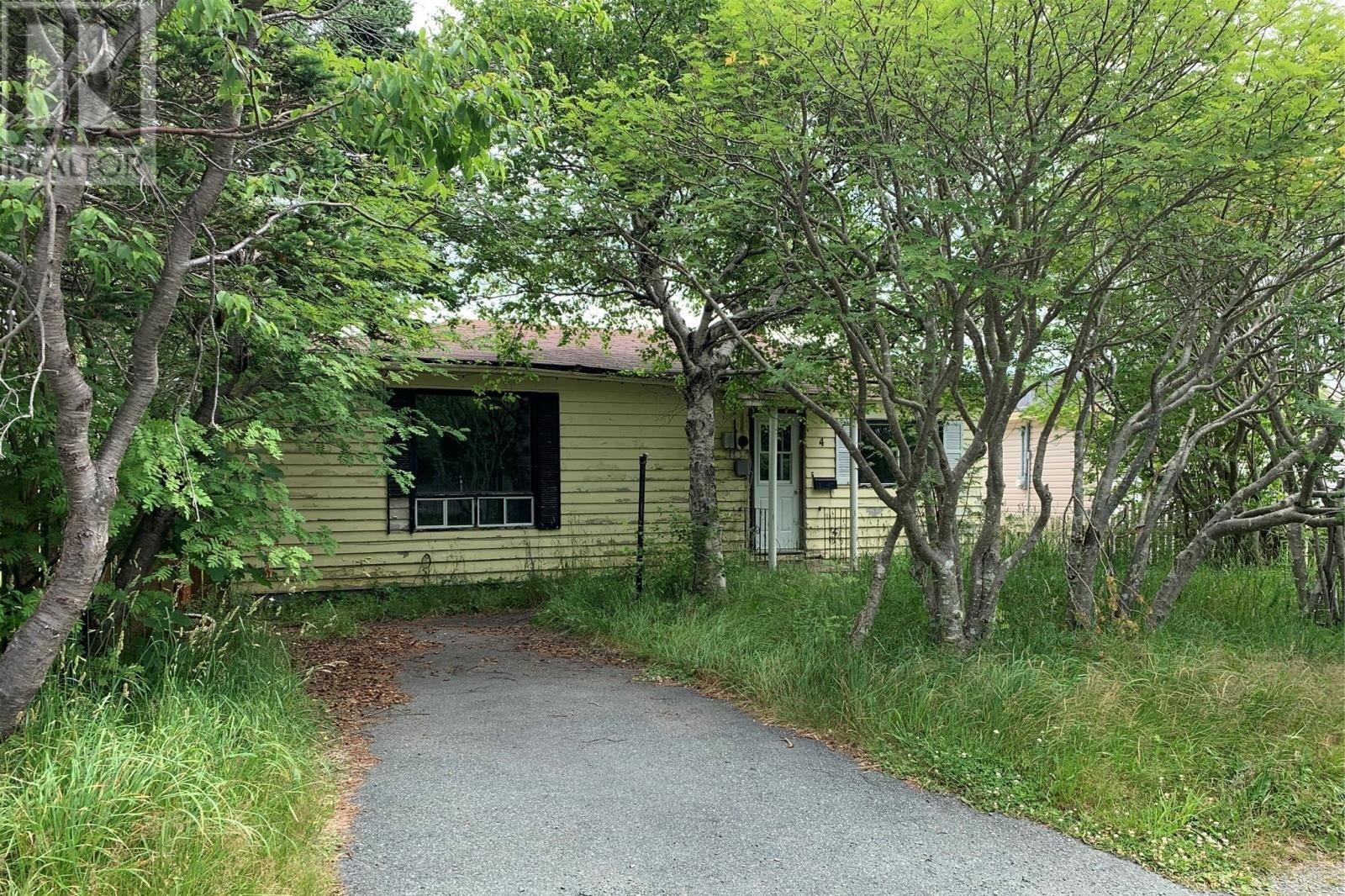 Home for sale at 4 Gloucester St St. Johns Newfoundland - MLS: 1218003