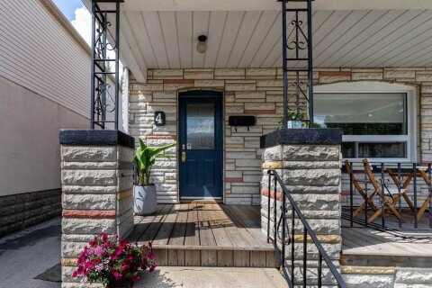 House for rent at 4 Goldwin U2 Ave Toronto Ontario - MLS: W4982812