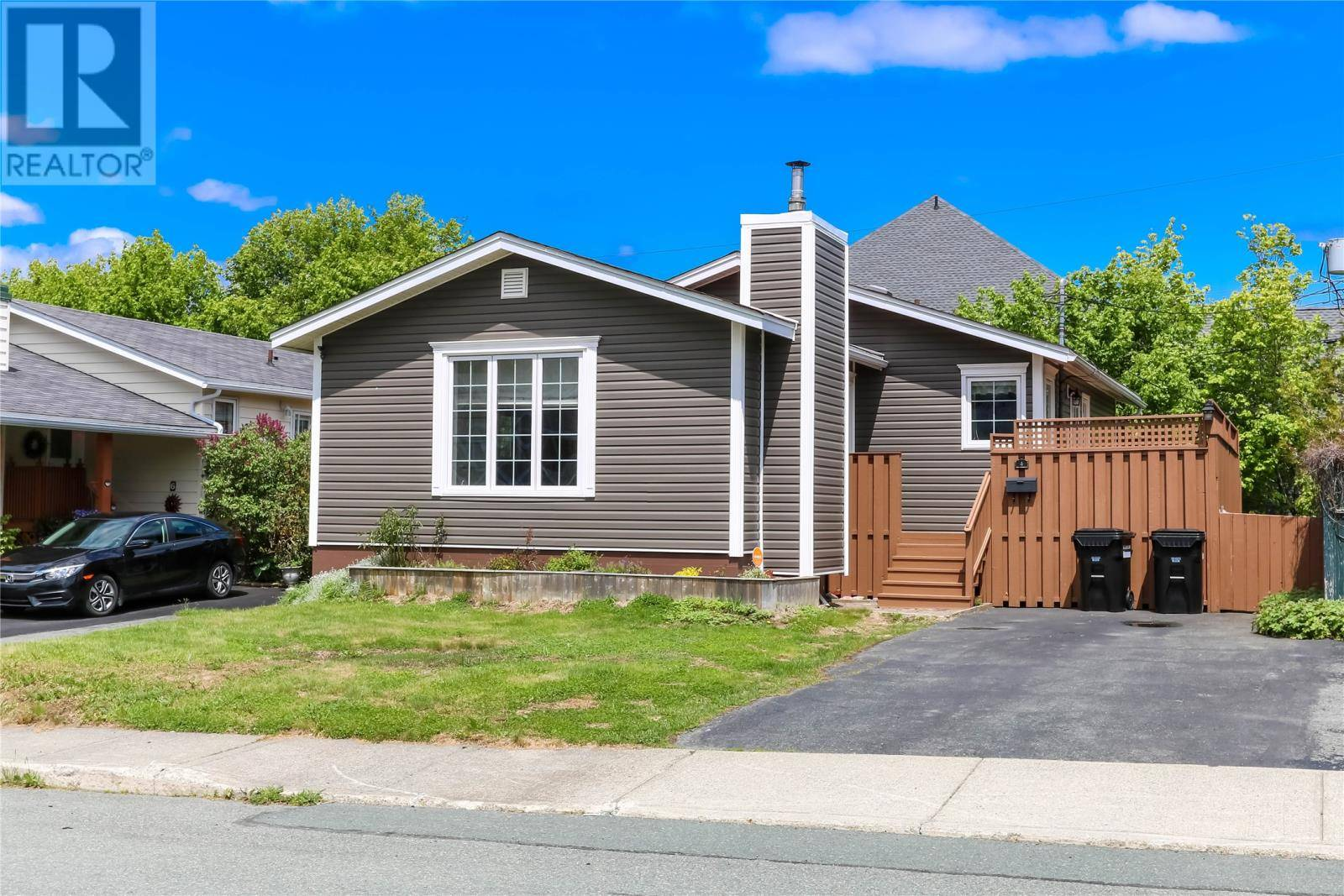 House for sale at 4 Goodyear Pl St. John's Newfoundland - MLS: 1205081