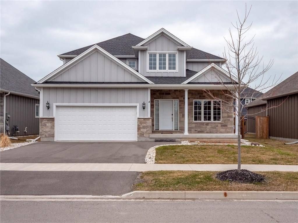 House for sale at 4 Gossen Dr Niagara-on-the-lake Ontario - MLS: 30789560