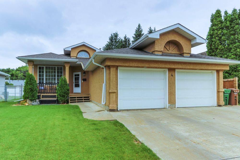 House for sale at 4 Grandin Ln St. Albert Alberta - MLS: E4166911