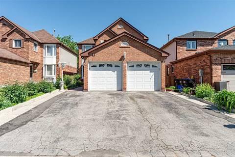 House for sale at 4 Hallen Rd Brampton Ontario - MLS: W4480116